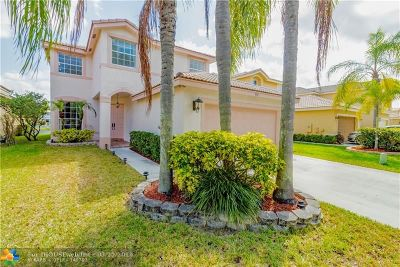 Miramar Single Family Home For Sale: 3125 SW 176th Way