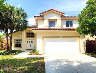 Davie Single Family Home For Sale: 185 Via Milan Ter