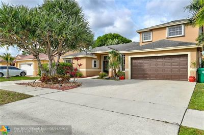 Davie Single Family Home For Sale: 1503 SW 97th Ln