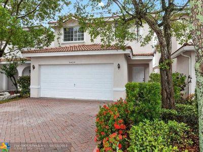 Sunrise Single Family Home Backup Contract-Call LA: 9450 NW 55th St