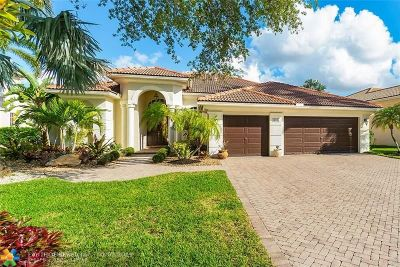 Coral Springs Single Family Home Backup Contract-Call LA: 12251 NW 49th St