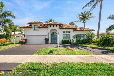 Pompano Beach Single Family Home Backup Contract-Call LA: 420 SE 7th Ave