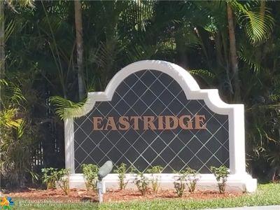 Deerfield Beach Single Family Home For Sale: 4037 Eastridge Drive
