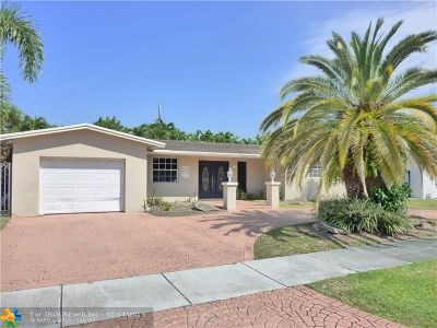 Miami Single Family Home For Sale: 8971 SW 60th Ter