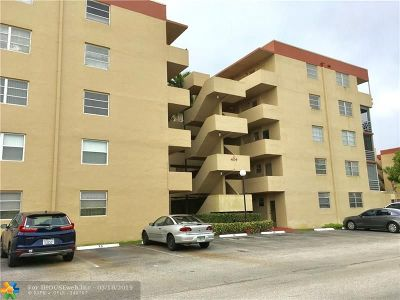 Plantation Condo/Townhouse Backup Contract-Call LA: 404 NW 68th Ave #413