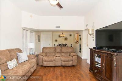 Dania Beach Condo/Townhouse For Sale: 509 E Sheridan St #301