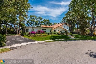 Boca Raton Single Family Home For Sale: 1360 SW 12th Ter