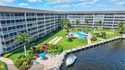 Deerfield Beach Condo/Townhouse For Sale: 390 N Federal Hwy #603
