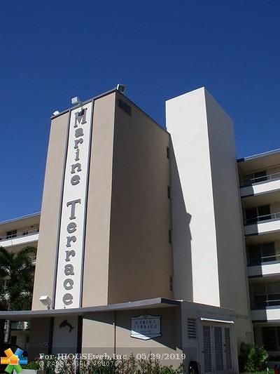 Pompano Beach Condo/Townhouse For Sale: 401 N Riverside Dr #408