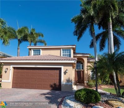 Coral Springs Single Family Home For Sale: 4742 NW 120th Drive