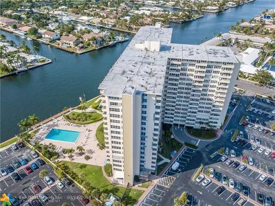 Fort Lauderdale Condo/Townhouse For Sale: 3200 NE 36th St #518