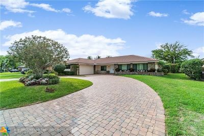 Coral Springs FL Single Family Home For Sale: $479,900