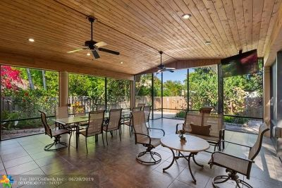 Fort Lauderdale FL Multi Family Home For Sale: $549,000