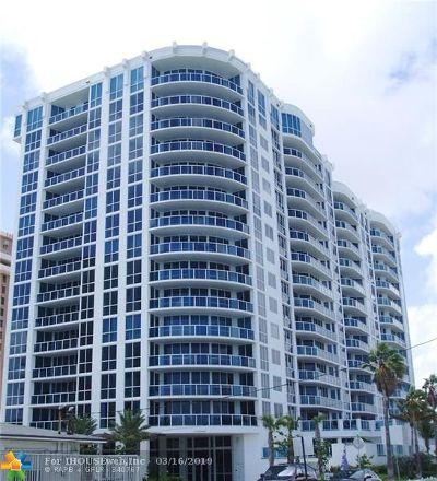 Pompano Beach Rental For Rent: 801 Briny Ave #405