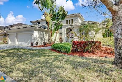 Pembroke Pines Single Family Home For Sale: 1435 SW 157th Ave