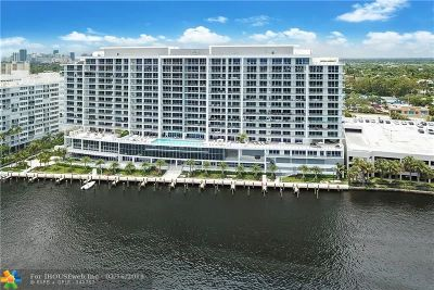Fort Lauderdale Condo/Townhouse For Sale: 1180 N Federal Hwy #502