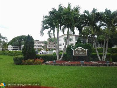 Boca Raton Rental For Rent: 464 Fanshaw L #464