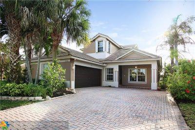 Parkland Single Family Home For Sale: 6566 NW 112th Av