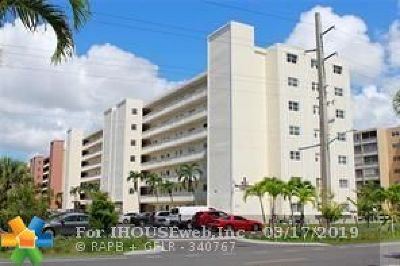 Hallandale Condo/Townhouse For Sale: 421 NE 14th Ave #403