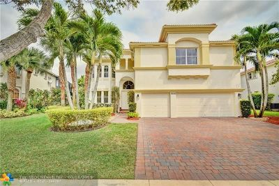 Wellington Single Family Home For Sale: 9550 Shepard Pl