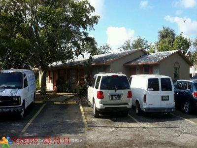 Pompano Beach Multi Family Home Backup Contract-Call LA: 890 SW 6th Ct