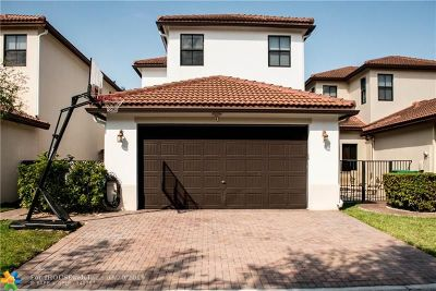 Cooper City Single Family Home Backup Contract-Call LA: 8346 NW 39th Ct