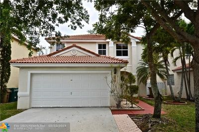 Davie Single Family Home For Sale: 5045 SW 153rd Ter