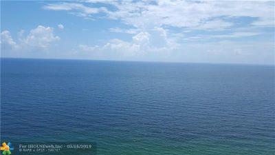 Rental For Rent: 3500 Galt Ocean Dr #2501