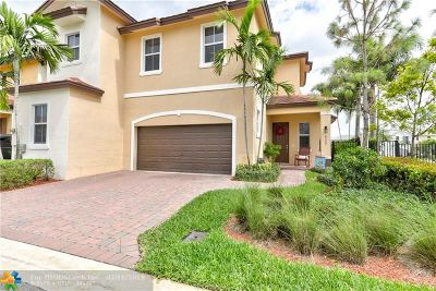 Coconut Creek Condo/Townhouse For Sale: 6902 Long Pine Cir #6902