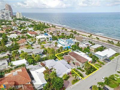 Fort Lauderdale Rental For Rent: 3321 NE 16th St