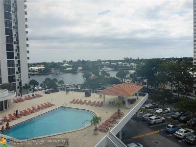 Miami Condo/Townhouse For Sale: 20505 E Country Club Dr #637