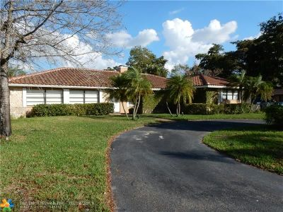 Coral Springs FL Single Family Home For Sale: $469,977