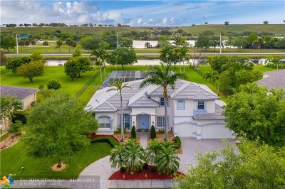 Davie Single Family Home For Sale: 4003 SW 141st Ave