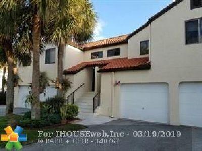 Boynton Beach Condo/Townhouse For Sale: 6 Via De Casas Sur #201