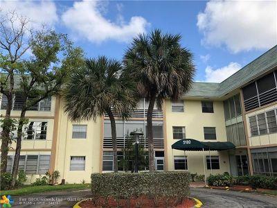 Tamarac FL Condo/Townhouse For Sale: $69,000