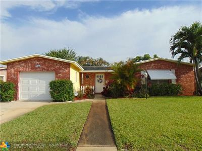 North Lauderdale Single Family Home Backup Contract-Call LA: 6731 SW 7th Ct