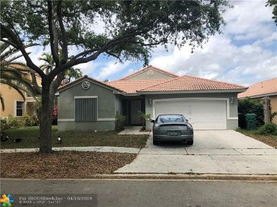 Miramar Single Family Home Backup Contract-Call LA