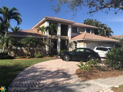 Miramar Single Family Home For Sale: 3760 SW 149th Ter
