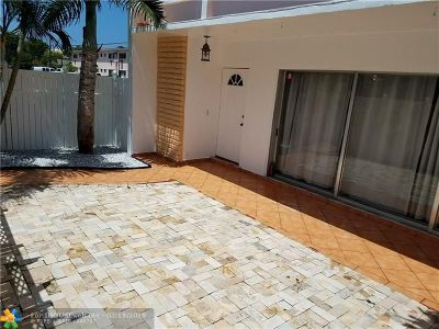 Miami Beach Condo/Townhouse For Sale: 800 Raymond St