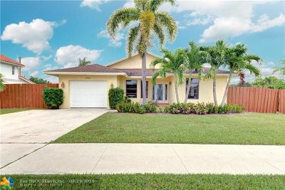 Boca Raton Single Family Home For Sale: 2300 NW 5th Ave