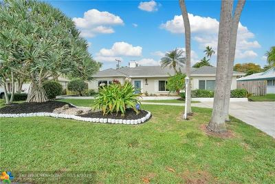 Boca Raton Single Family Home For Sale: 261 NW 11 Avenue