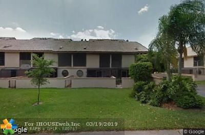 Coral Springs FL Single Family Home For Sale: $239,500
