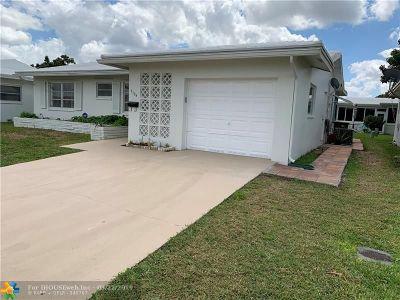 Tamarac Single Family Home For Sale: 7104 73 St