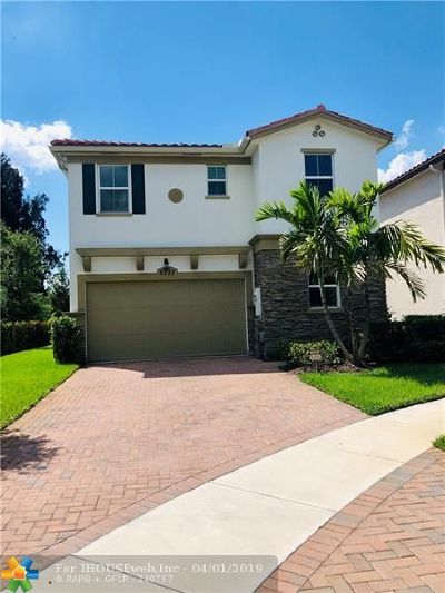 Davie Single Family Home For Sale: 5315 Golden Eagle Terrace