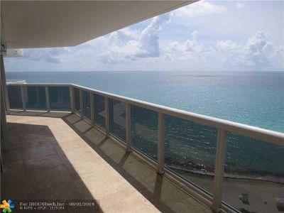 Miami Condo/Townhouse For Sale: 6301 Collins Ave #2202