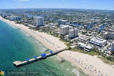 Pompano Beach Condo/Townhouse For Sale: 133 N Pompano Beach Blvd #702