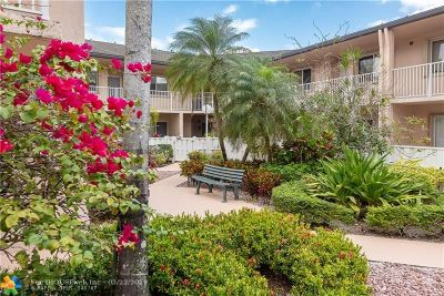 Tamarac FL Condo/Townhouse For Sale: $120,000