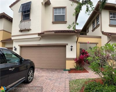 Coral Springs Rental Backup Contract-Call LA: 5944 NW 117th Dr