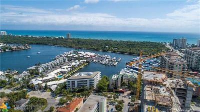 Fort Lauderdale Condo/Townhouse For Sale: 1050 Seminole Dr #3b