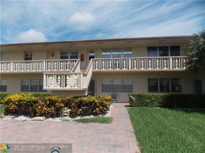 West Palm Beach Condo/Townhouse For Sale: 188 Norwich H #188